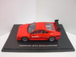 DCM43-Uh 1001-SCALA43 UNIVERSAL H. MOD: UNIVERS. H. FERRARI GTO 1:43 CHAPAL RED