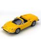 SCALA: 1:18 – HOT WHEELS – MOD.: FERRARI DINO 246 GTS CONVERTIBLE – Colore: GIALLA
