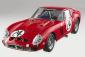 SCALA: 1:18 – HOT WHEELS – MOD.: FERRARI 250 GT0 LE MANS 1963 #24 – Colore: rossa