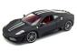 SCALA: 1:18 - HOT WHEELS - MOD.:FERRARI F430 SCUDERIA - Colore: NERO