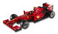 SCALA: 1:18 – HOT WHEELS – MOD.: FERRARI F60 KIMI RAIKKONEN 2009 – Colore: RACING