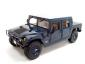 SCALA: 1:18 - MAISTO - MOD.: HUMMER H1 HARD TOP - Colore: BLU SCURO