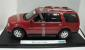 SCALA 1:18 - WELLY - MOD.: LINCOLN Navigator 2005 - Colore: Rosso